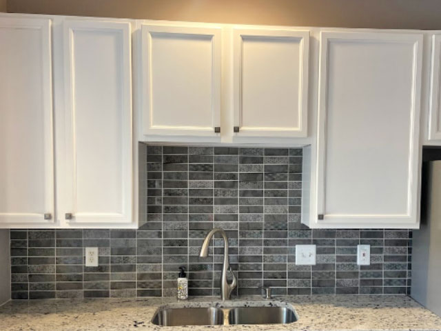 Cabinets Painted by HBP Painting Contractors