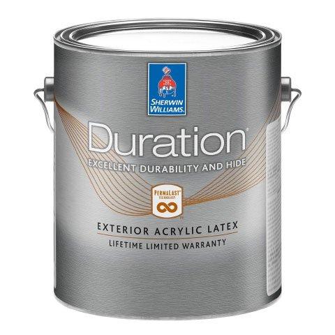 Sherwin-Williams Duration® Premium Exterior Coating