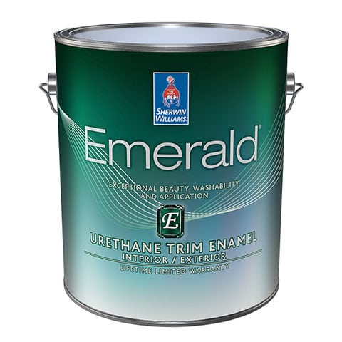Sherwin-Williams Emerald® Urethane Enamel Trim