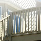 Deck Painted by HBP Painting Contractors